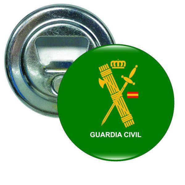 abridor redondo guardia civil