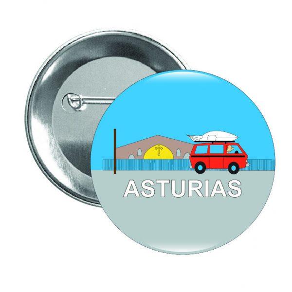 192 chapa asturias furgoneta