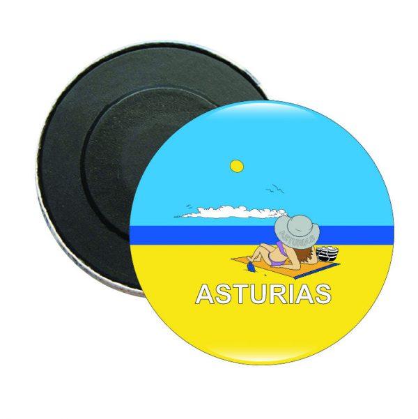 199 iman redondo asturias playa