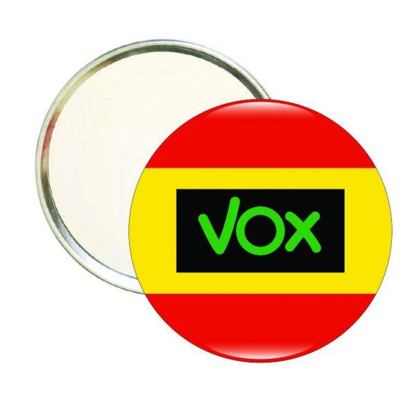 espejo redondo vox espana