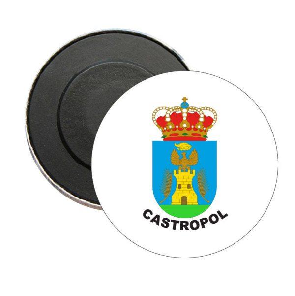iman redondo escudo heraldico castropol