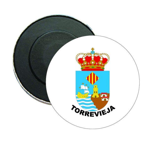 iman redondo escudo heraldico torrevieja