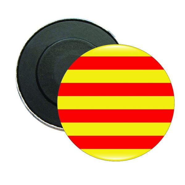 iman redondo bandera cataluna