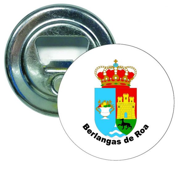 abridor redondo escudo heraldico berlangas de roa