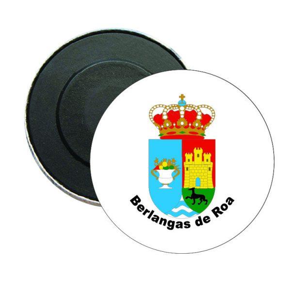 iman redondo escudo heraldico berlangas de roa