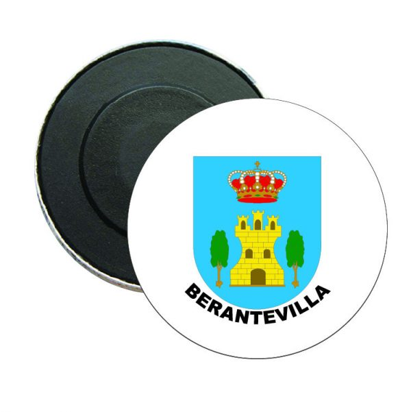 iman redondo escudo heraldico berantevilla