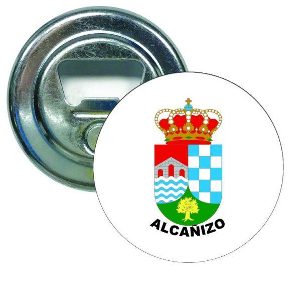 abridor redondoescudo heraldico alcanizo