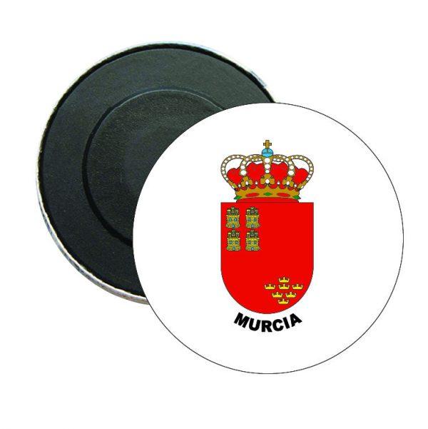 iman redondo escudo heraldico murcia