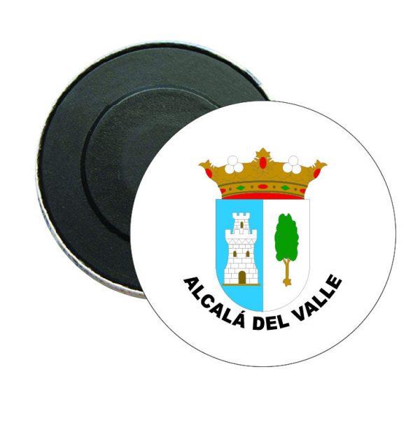 iman redondo escudo heraldico alcala del valle