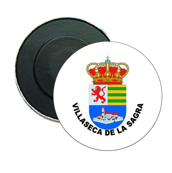 iman redondo escudo heraldico villaseca de la sagra