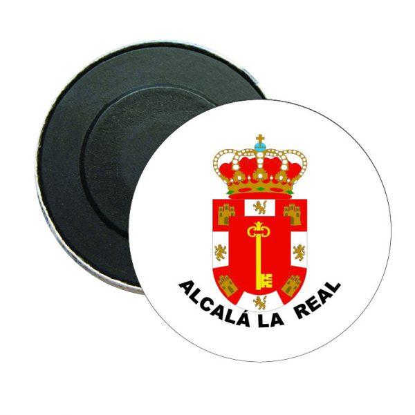 iman redondo escudo heraldico abia de la obispalia