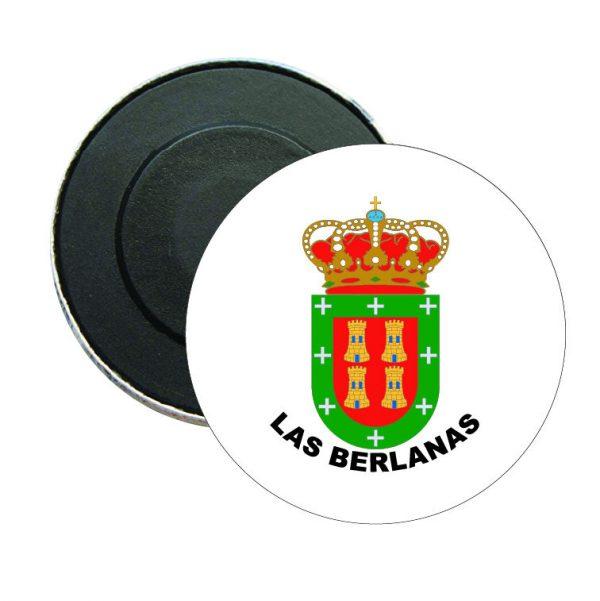 iman redondo escudo heraldico las berlanas
