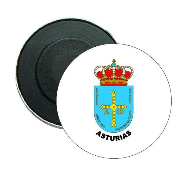 iman redondo escudo heraldico asturias