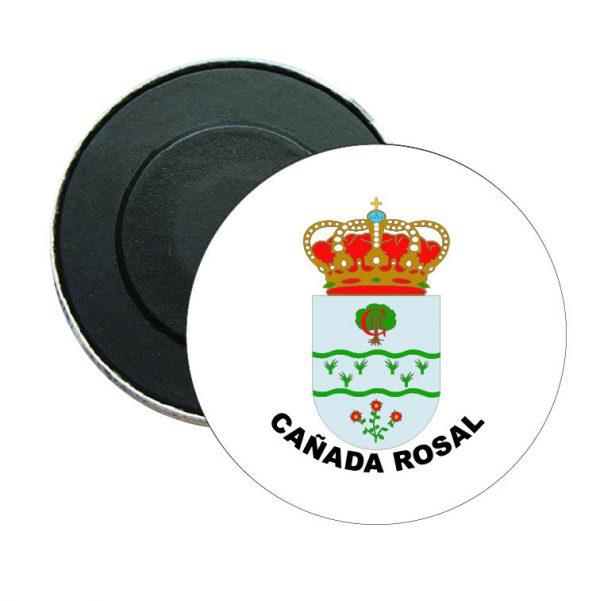 iman redondo escudo heraldico canada rosal