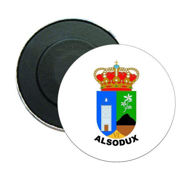 iman redondo escudo heraldico alsodux
