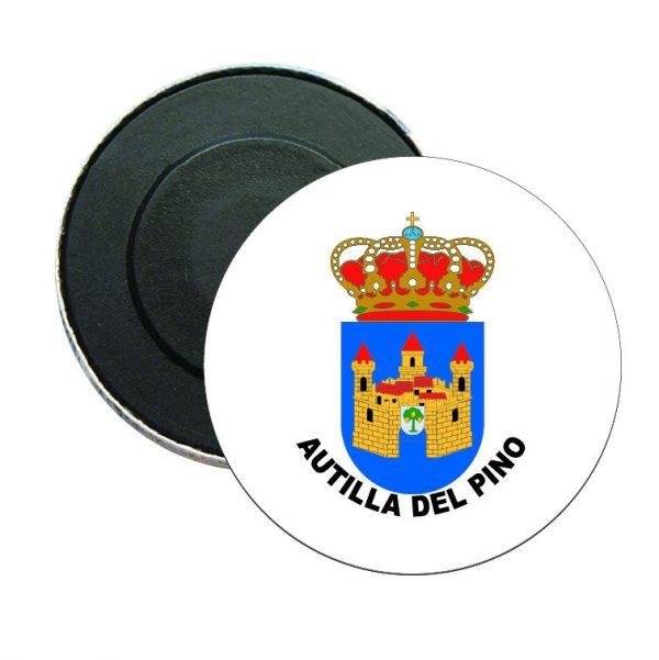 iman redondo escudo heraldico autilla del pino