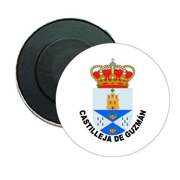 iman redondo escudo heraldico castilleja de guzman