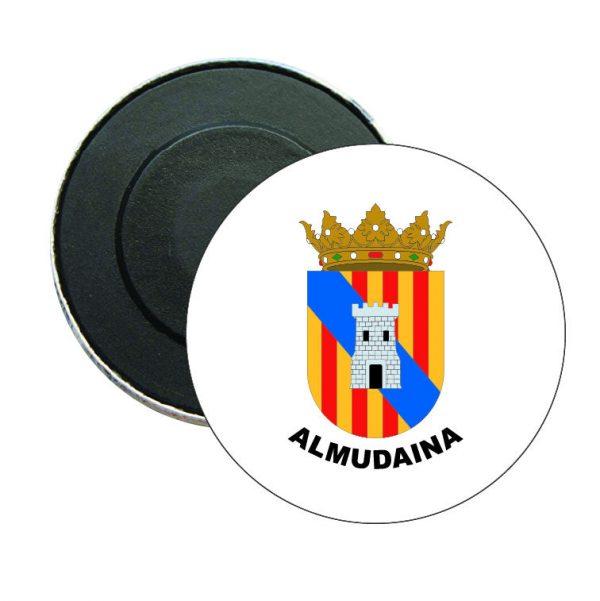 iman redondo escudo heraldico almudaina