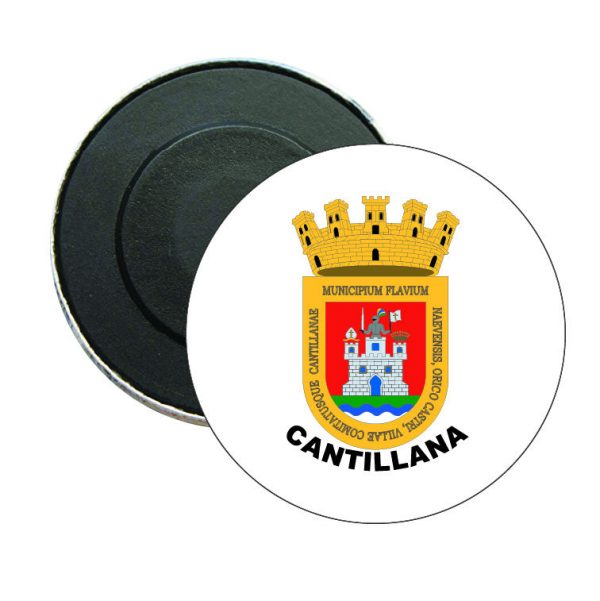 iman redondo escudo heraldico cantillana