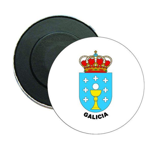 iman redondo escudo heraldico galicia