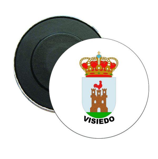 iman redondo escudo heraldico visiedo