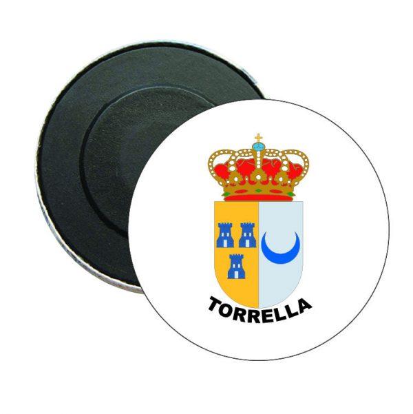 iman redondo escudo heraldico torrella