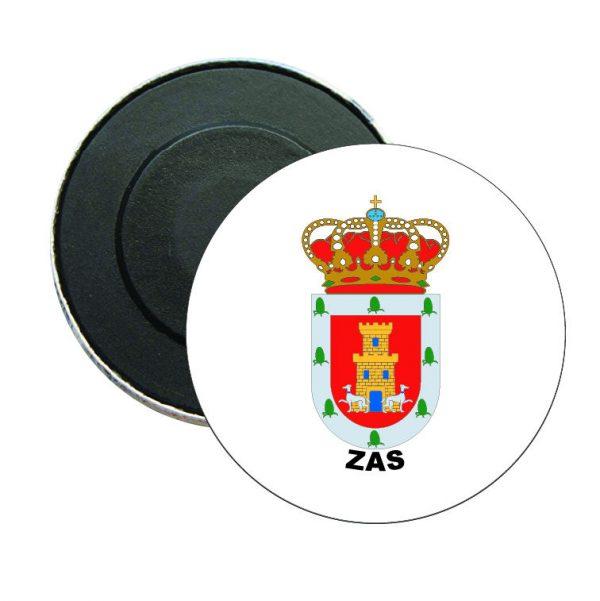 iman redondo escudo heraldico zas