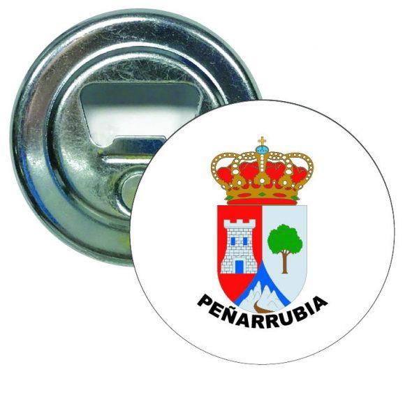 abridor redondo escudo heraldico penarrubia