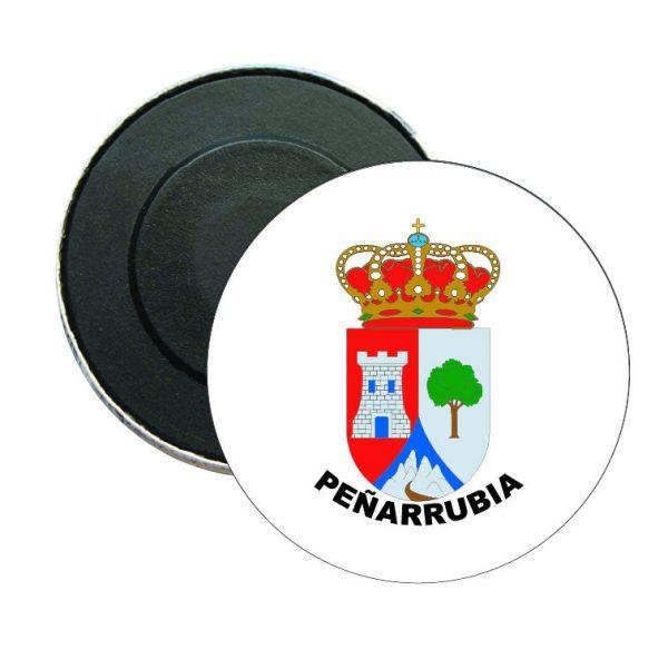 iman redondo escudo heraldico penarrubia