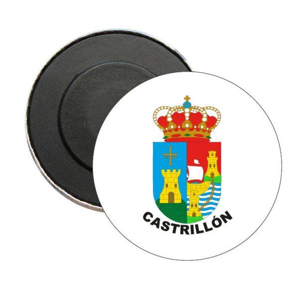 iman redondo escudo heraldico castrillon