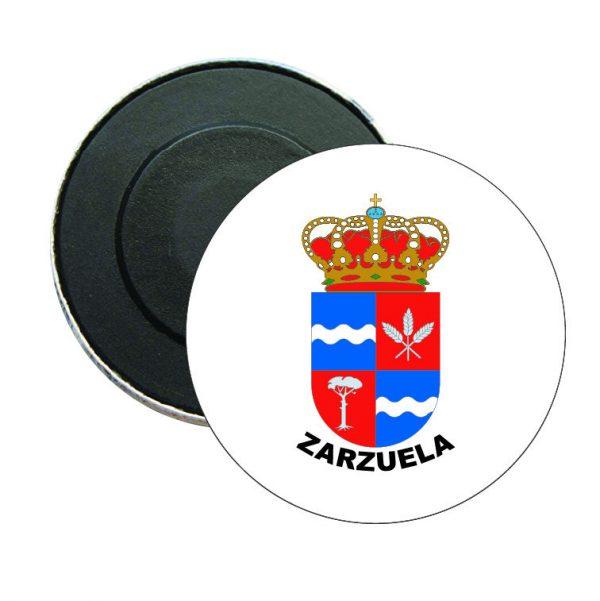 iman redondo escudo heraldico zarzuela