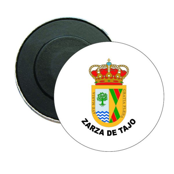 iman redondo escudo heraldico zarza de tajo