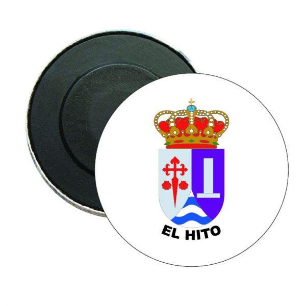 iman redondo escudo heraldico el hito
