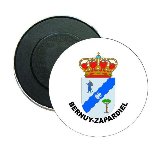 iman redondo escudo heraldico bernuy zapardiel