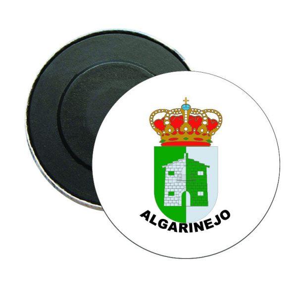 iman redondo escudo heraldico algarinejo