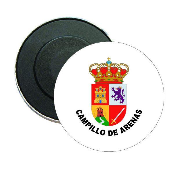 iman redondo escudo heraldico campillo de arenas