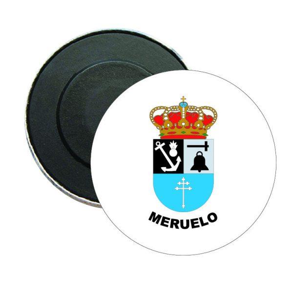 iman redondo escudo heraldico meruelo