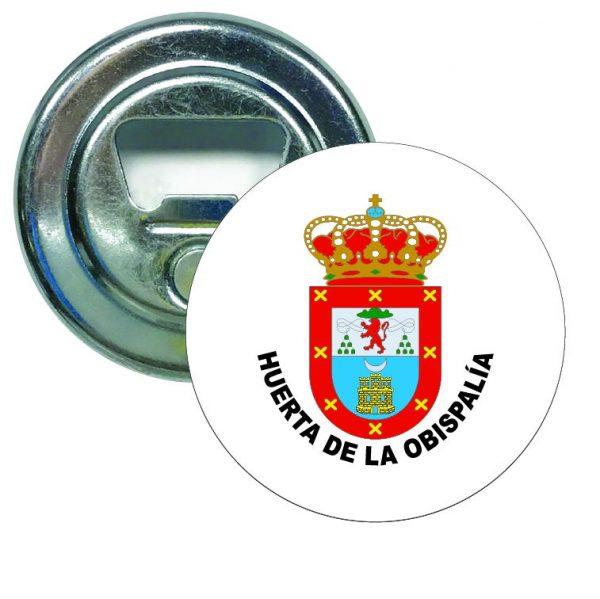 abridor redondo escudo heraldico huerta de la obispalia
