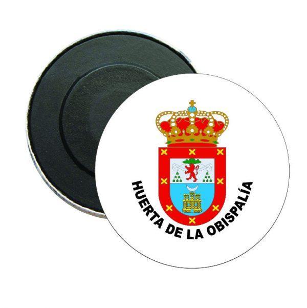 iman redondo escudo heraldico huerta de la obispalia