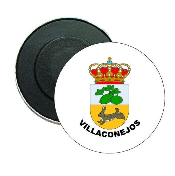 iman redondo escudo heraldico villaconejos