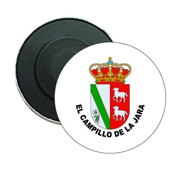 iman redondo escudo heraldico el campillo de la jara