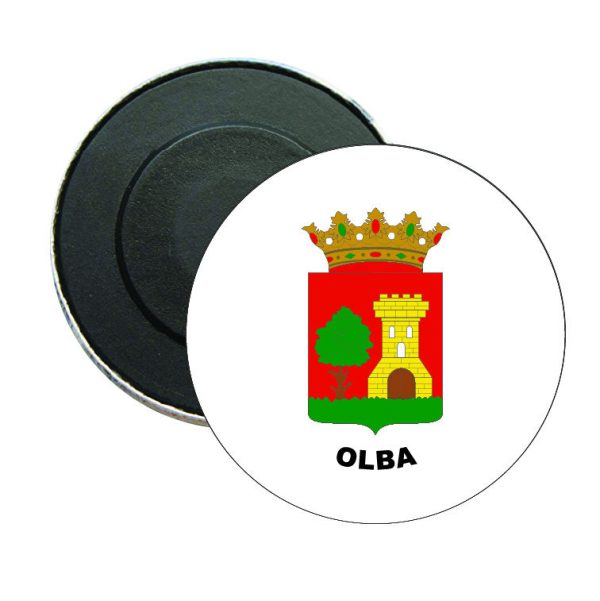 iman redondo escudo heraldico olba