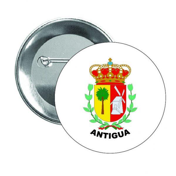 chapa escudo heraldico antigua