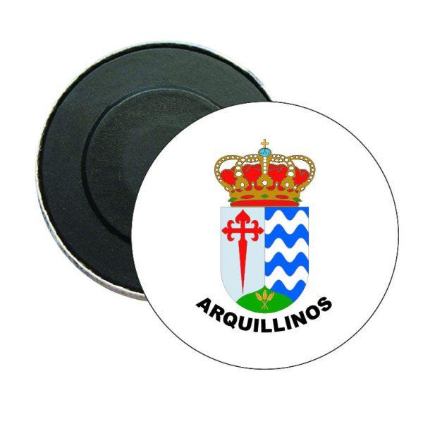 iman redondo escudo heraldico arquillinos
