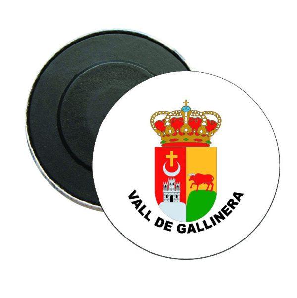 iman redondo escudo heraldico vall de gallinera