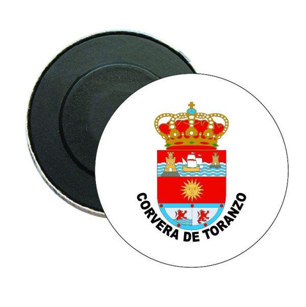 iman redondo escudo heraldico corvera de toranzo