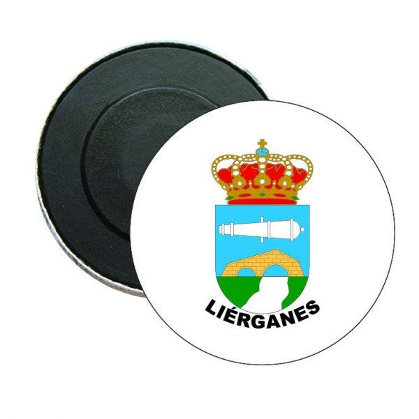 iman redondo escudo heraldico lierganes