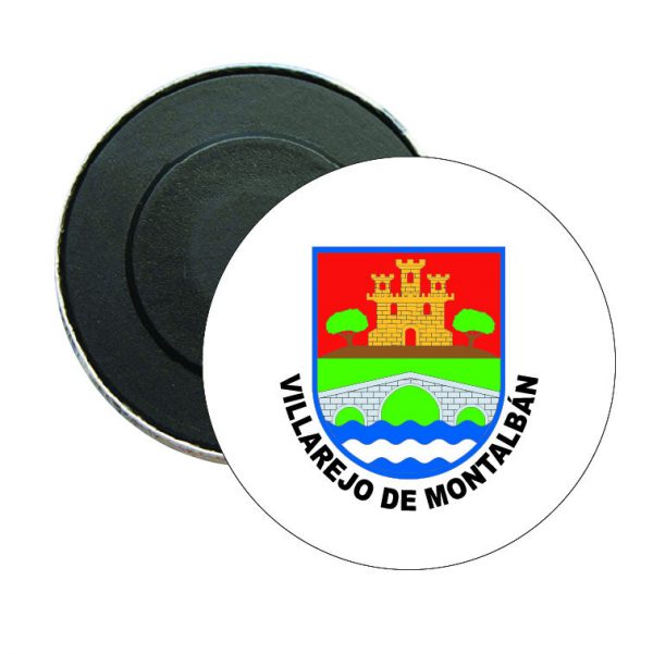 iman redondo escudo heraldico villarejo de montalban