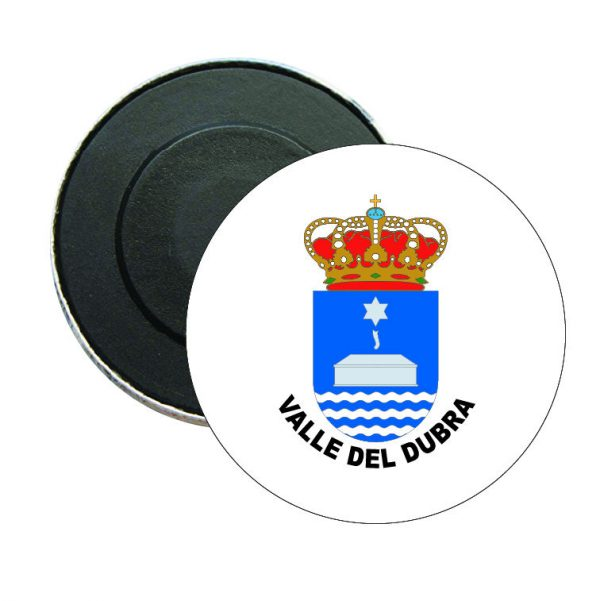 iman redondo escudo heraldico valle del dubra