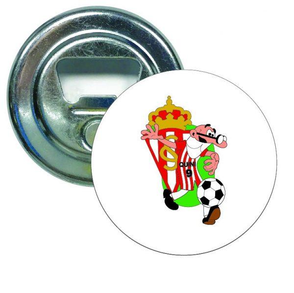 713 abridor redondo mortadelo quini sporting gijon